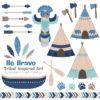 Oceana Tribal Clipart