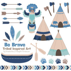Oceana Tribal Clipart