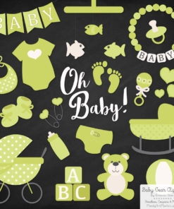 Bamboo Baby Clipart