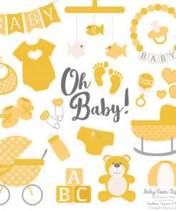 Sunshine Baby Clipart
