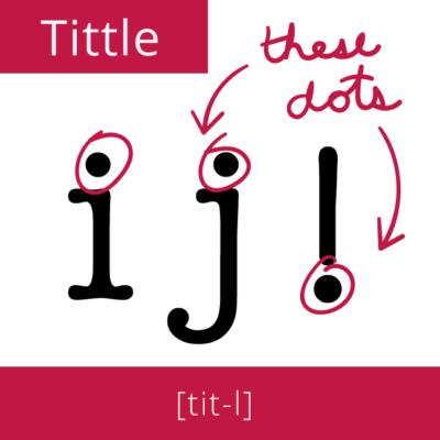 Tittle 1 400x400 - Let's Talk Tittle