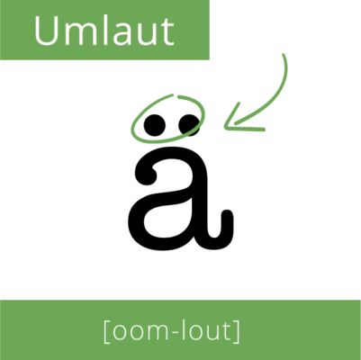 Umlaut 1 401x400 - Typography Terms Visual Glossary