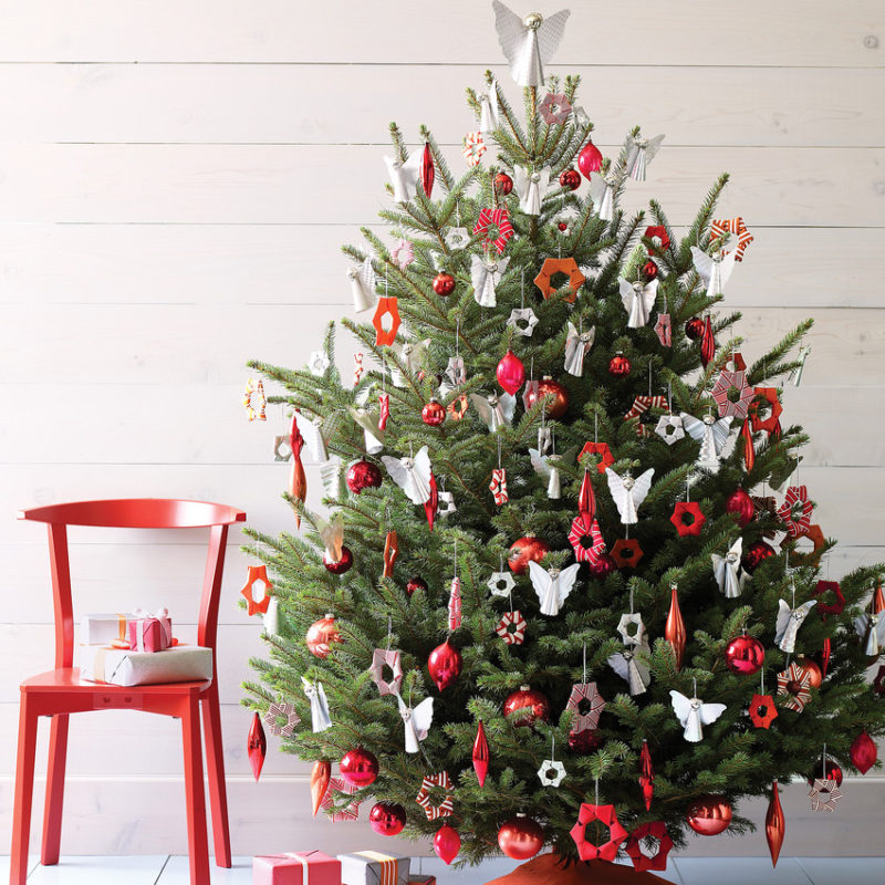 Martha Stewart Scandinavian Tree