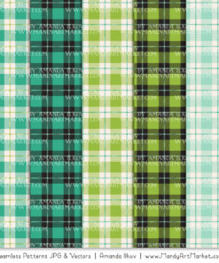 Emerald Isle Cozy Plaid Patterns