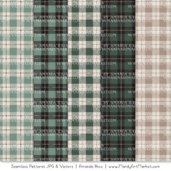 Hemlock Cozy Plaid Patterns
