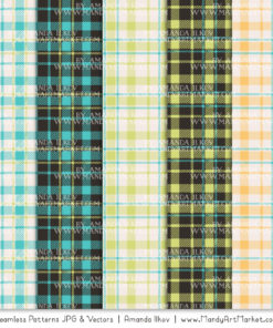 Land & Sea Cozy Plaid Patterns