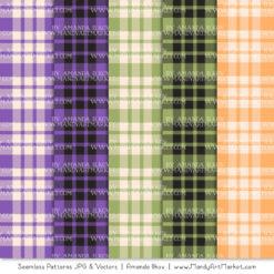 Crocus Cozy Plaid Patterns