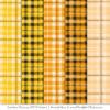 Yellow Cozy Plaid Patterns