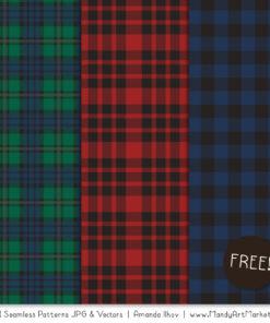 Free Plaid Patterns 3