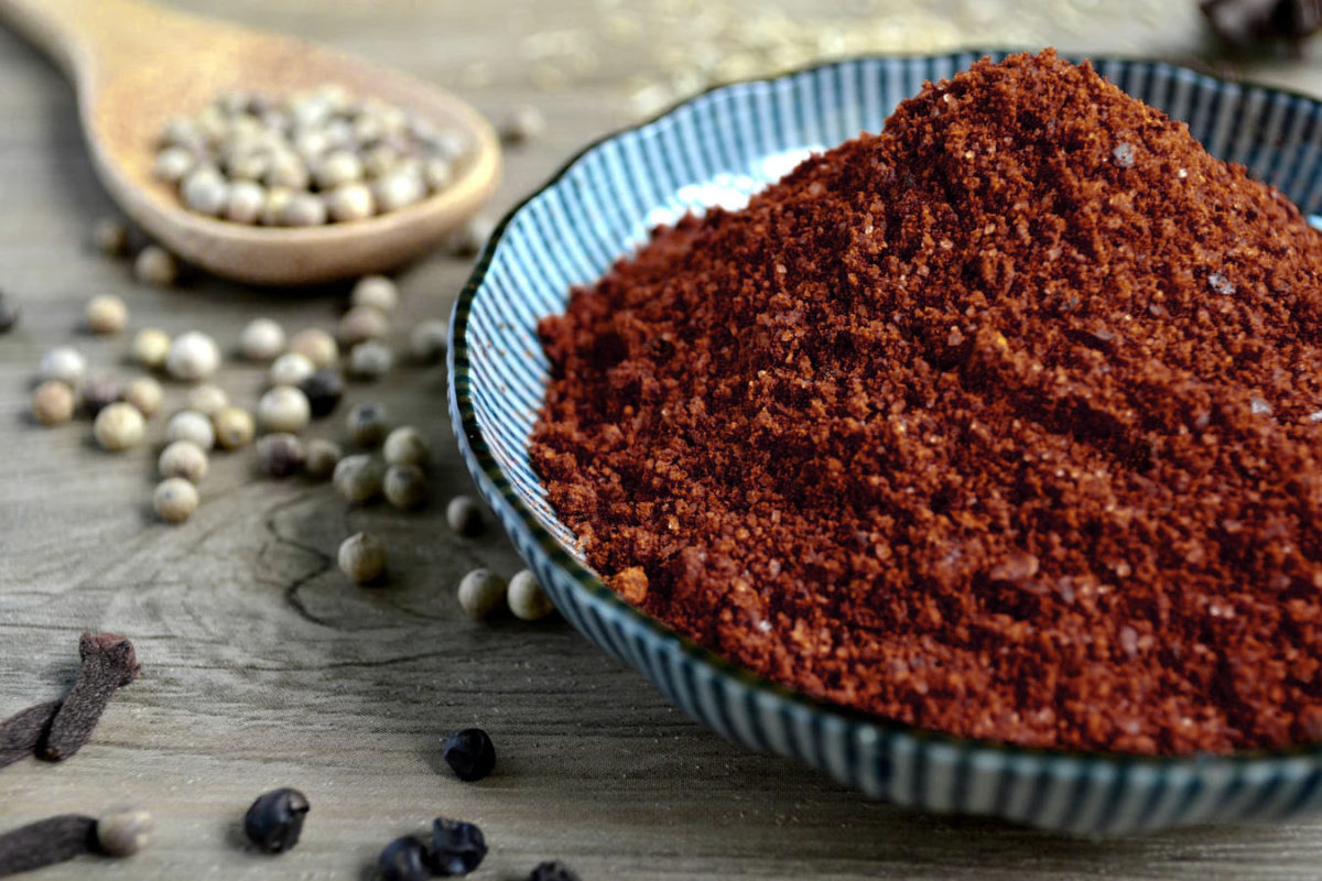 Autumn Baking Spice Mix