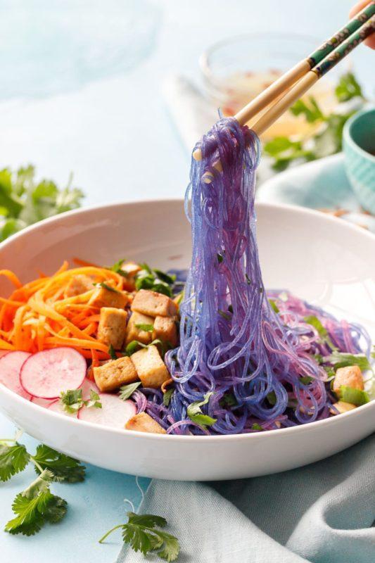 Blue Magic Noodle Bowl 2