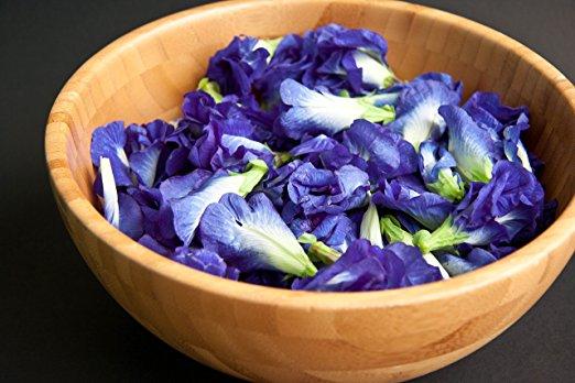 Blue Butterfly Flowers