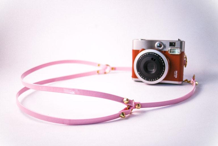 DIY Camera Strap