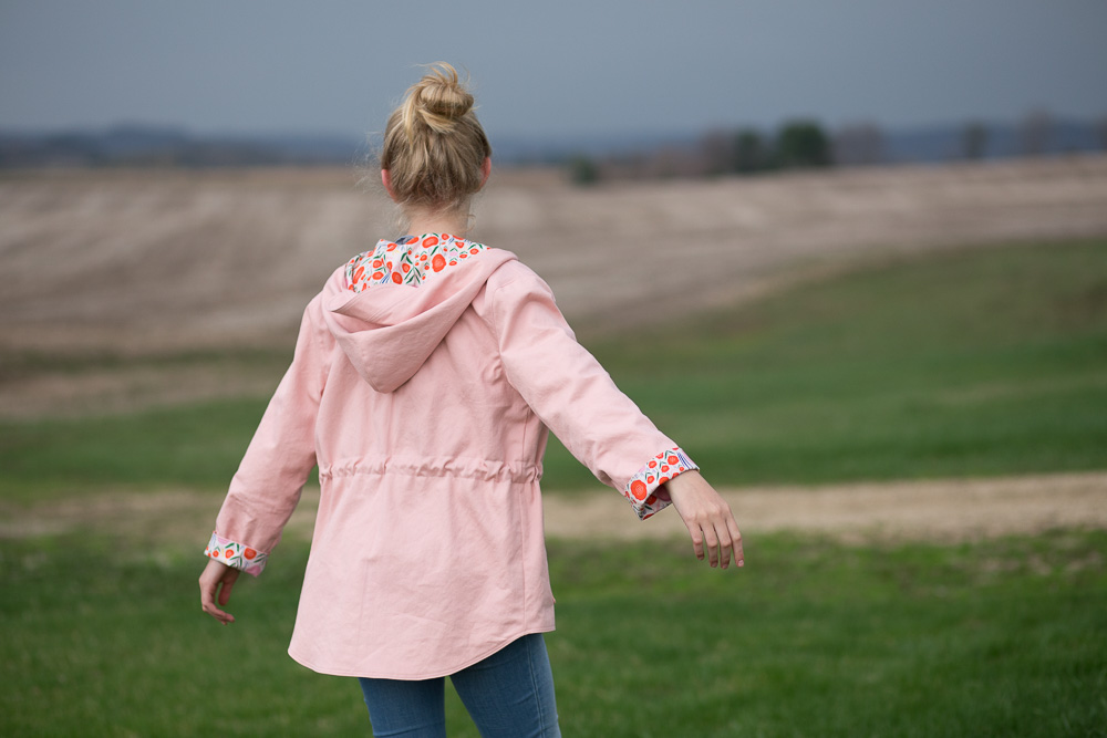 Handmade Spring Jacket