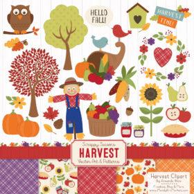 Free Autumn Clipart 1