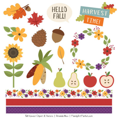 Free Autumn Clipart 4