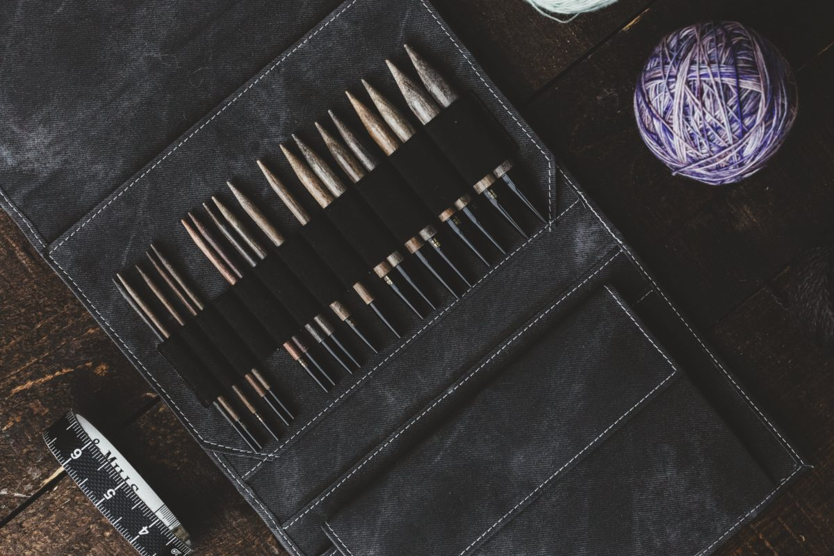 Types of Knitting Needles