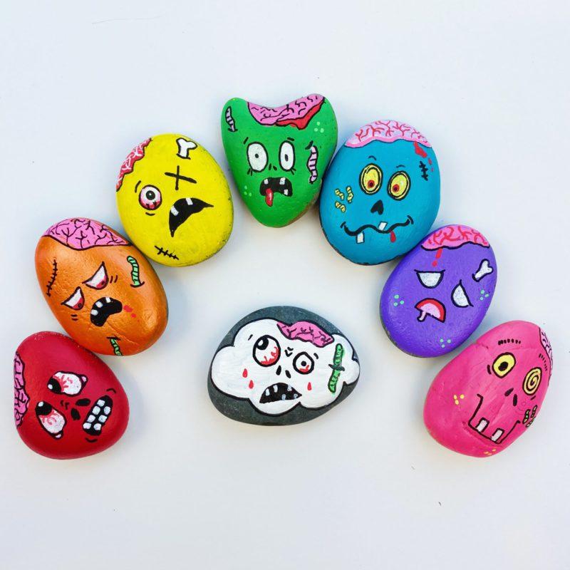 Zombie Rocks