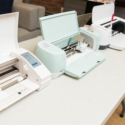 Electronic Cutting Machines