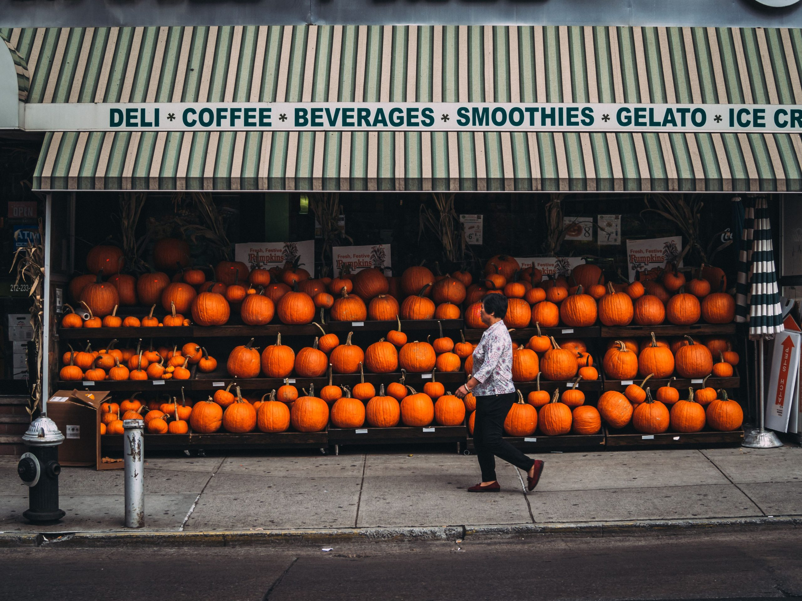 Photo of Pumpkins for Sale at City Market